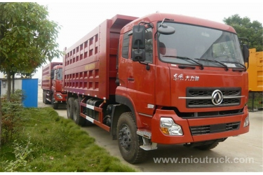 China Dump truck  Dongfeng  6x4  280 horsepower Cummins Engine Dump truck supplier china exporter