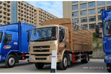 Factory Sale DONG FENG 170hp cargo carriers truck