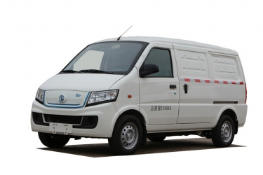 Electric cargo van from Chinese manufacture