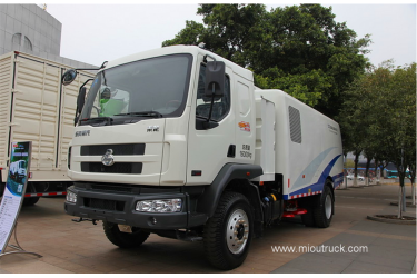 High Performance Dongfeng road sweeper machine