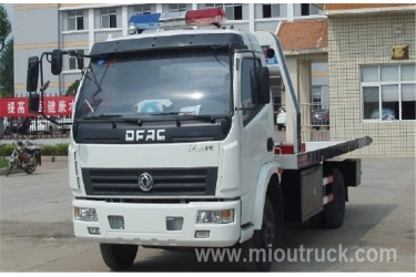 Hot product of DongFeng brand road wrecker Wrecker truck in China