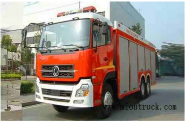 Hot saleDongfeng KL 6×4 fire truck