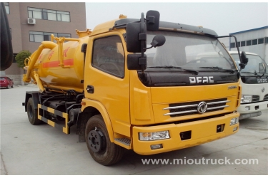 New Design Dongfeng 16000 Liter Vacuum suction sewage truck for sale