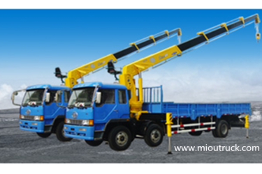 Top Quality China Shimei Hydraulic truck cane 14 ton mobile crane for sale