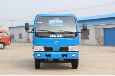 Used Dongfeng 4X2 Diesel Engine 2T 3T Cargo Truck 4x2 Dump Truck