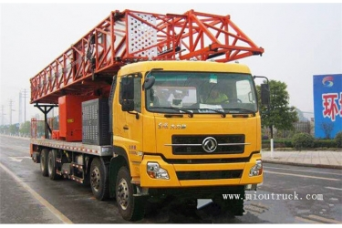 bridge inspection truck with hydraulic lift equipment for sale
