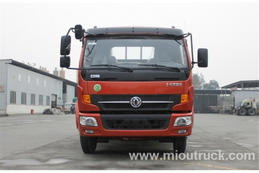 China discount price 4x2 DFA1090S11D5 small flatbed 160hp 5 ton lorry light truck