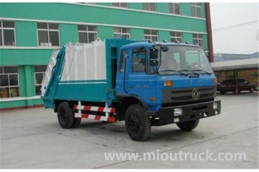 Dongfeng 4*2 160hp  garbage truck for sale
