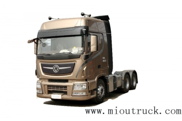 dongfeng 6*4 450hp 38t tractor truck for sale in china manufacture