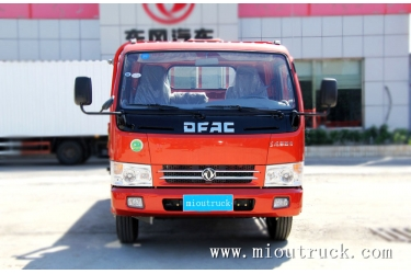 dongfeng duolika D6 115HP 4.2M single row light carrier truck