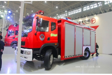 factory price 4x2 drive high quality fire truck for sale