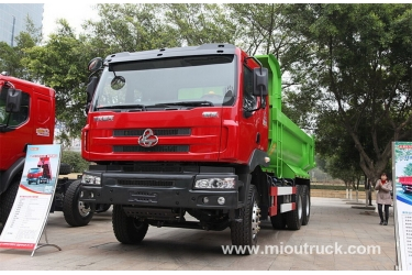 Factory sale Dongfeng LZ3252QDJA   6x4 11 ton  350hp dump truck for sale
