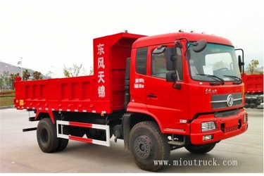 hot sale super quality Dongfeng 220hp dump truck
