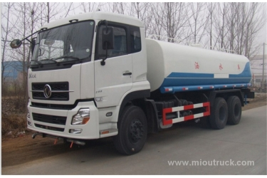 Hot sale water truck 20000 liter dongfeng 6*4 hose water truck