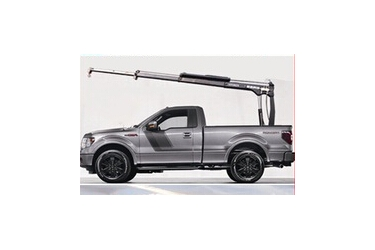 hot sell pickup crane from china with radio control  800kg or 1000kg small crane for pickup truck