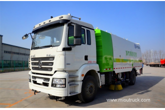 China 2016 good quality floor street sweeper truck factory