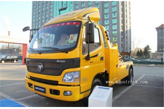 La fábrica de China Best quality factory sale 4*2 156hp road rescue vehicle