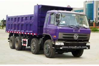 China China leading brand 8x4 31 ton dump truck for sale factory