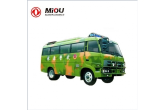 China Chinese Dongfeng brand 4X4 off road bus factory