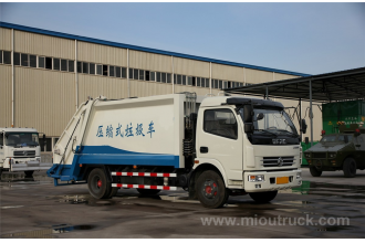 China DFAC Sanitation Truck for sale factory