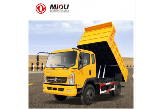 China Dayun dump truck for construct diesel 10 cubic meter dump truck capacity for sale factory