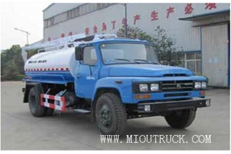 Кита DongFeng 4x2 Fecal Suction Truck  with cheap price завод