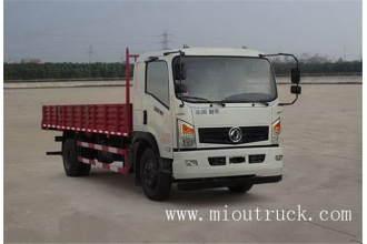 China DongFeng China Dumper 4x2 Sand Tipper Truck Dump Truck For Sale factory