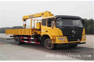 中国DongFeng Four wheel 6.3T overhead crane with cheap price工厂