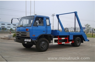 China DongFeng145 8CBM single bridge swept body refuse collector Garbage truck china manufacturers factory