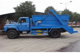 China Dongfeng 140 Garbage Truck (6CBM) good quality china manufacturers for sale factory