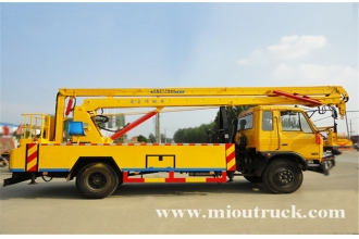 China Dongfeng 145 Series 20m Working Height  Aerial Working Platform truck for sale factory
