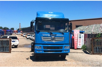 China Dongfeng 240hp 6X2 lorry truck for sale factory