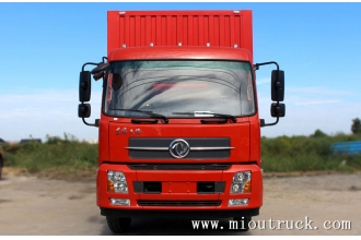 China Dongfeng 4*2 7.5ton 132kw carrier vehicle for sale factory