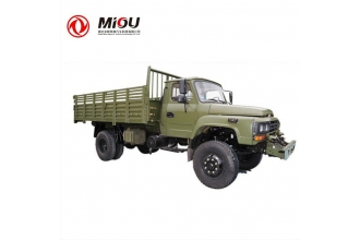 China Dongfeng 4X4 military cargo truck Diesel Cargo Truck Military Vehicle factory