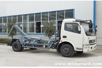 China Dongfeng 4x2 6 m³ Skip Loder Garbage Truck factory