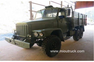 China Dongfeng 6x6 160hp Military off-road trucks factory