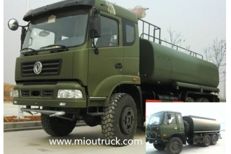 China Dongfeng 6x6 water truck factory