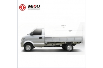 中国Dongfeng C31  C32 small cargo truck 2ton truck for sale工厂