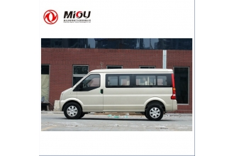 中国Dongfeng C35 mini van cheap cargo van truck for sale工厂