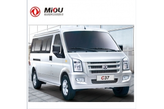 中国Dongfeng C37 mini MPV 7seats car MPV工厂
