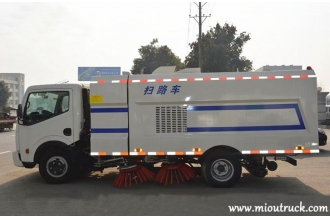 China Dongfeng Captain 4x2 Road Sweeping Truck JDF5070TSLE4 factory
