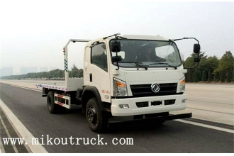 中国Dongfeng DFZ5110TQZSZ4D wrecker truck with 11.5t gross vehicle weight工厂