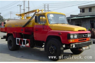 China Dongfeng EQ1092FJ sewage suction tanker for sale factory