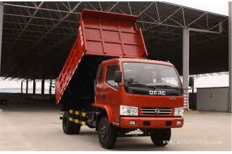 China Dongfeng LITUO 4100 102hp 3.8M  dump truck for sale factory