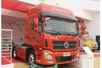 China Dongfeng commercial vehicle 420 hp 6X4 tractor factory