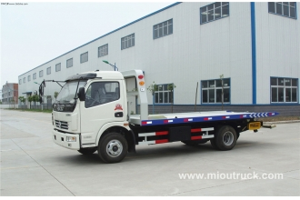 China Dongfeng customized  5ton diesel road wrecker truck for hot sale factory