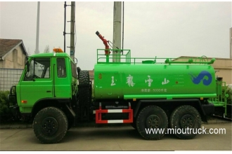 China Dongfeng military off-road sprinkler factory