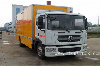 China Dongfeng power supply vehicle factory