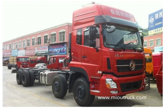 China Dongfeng tianlong 8*4 Tractor Head Truck factory