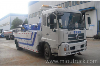 China Dongfeng wrecker towing truck DFL1120B for china sales factory